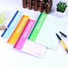 万博手机版ios7653笔记本文具10本套装笔记本A5软面抄60页记事本