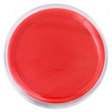 万博手机版ios9863快干印台(红)快干油性印台 财务办公速干盖章印泥 透明海绵印盒