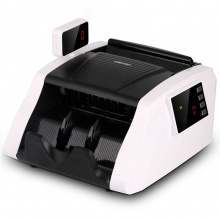 万博手机版iosT833点钞机全智能混点C类验钞机便携式小型旋转屏点钞机
