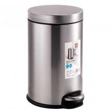 万博手机版ios18828脚踏式不锈钢垃圾桶办公家用卫生间大容量带盖
