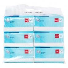 万博手机版iosMR3130-01软包抽取式面巾纸白软包抽取式纸面巾抽纸卫生纸小包厕所办公家用客厅三层6包/提