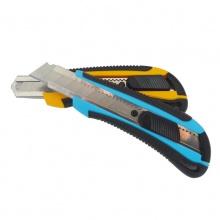 万博手机版ios2064包胶塑料美工刀 大码裁纸刀 壁纸刀大号工具刀美术刀